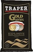 Zanęta Gold Series - Explosive Red - ukleja - 1 kg