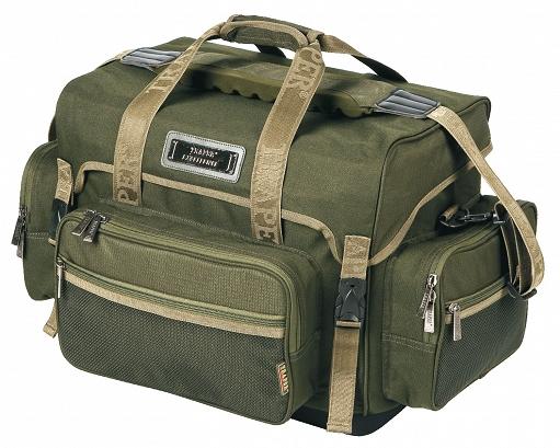 80d66afdbde183 Bardzo uniwersalna w zastosowaniu torba transportowa, wyposażona w siedem  kieszeni i dużą komorę główną, której pokrywą jest wyjmowany blat, ...